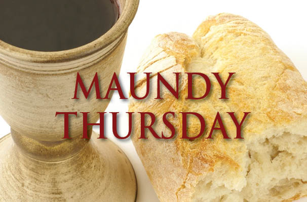 Maundy Thursday.event